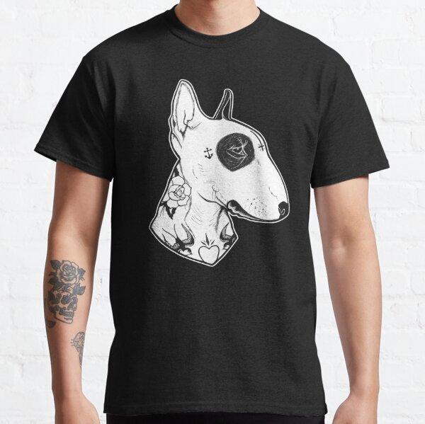 Tattooed Bullterrier Classic T-Shirt