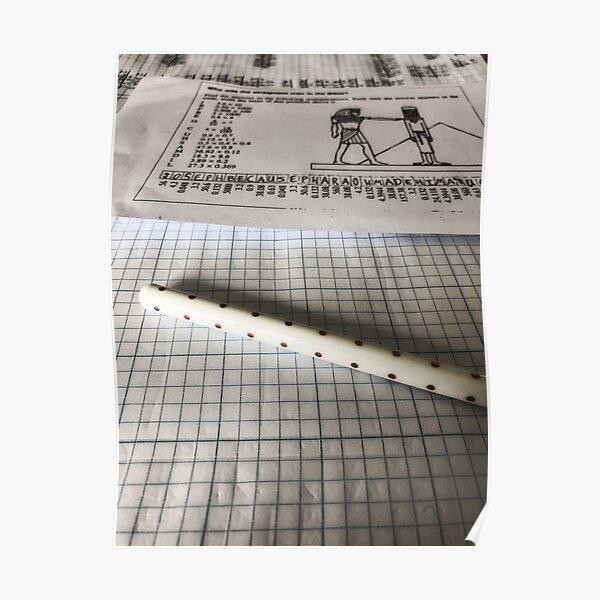 School Homework Poster
