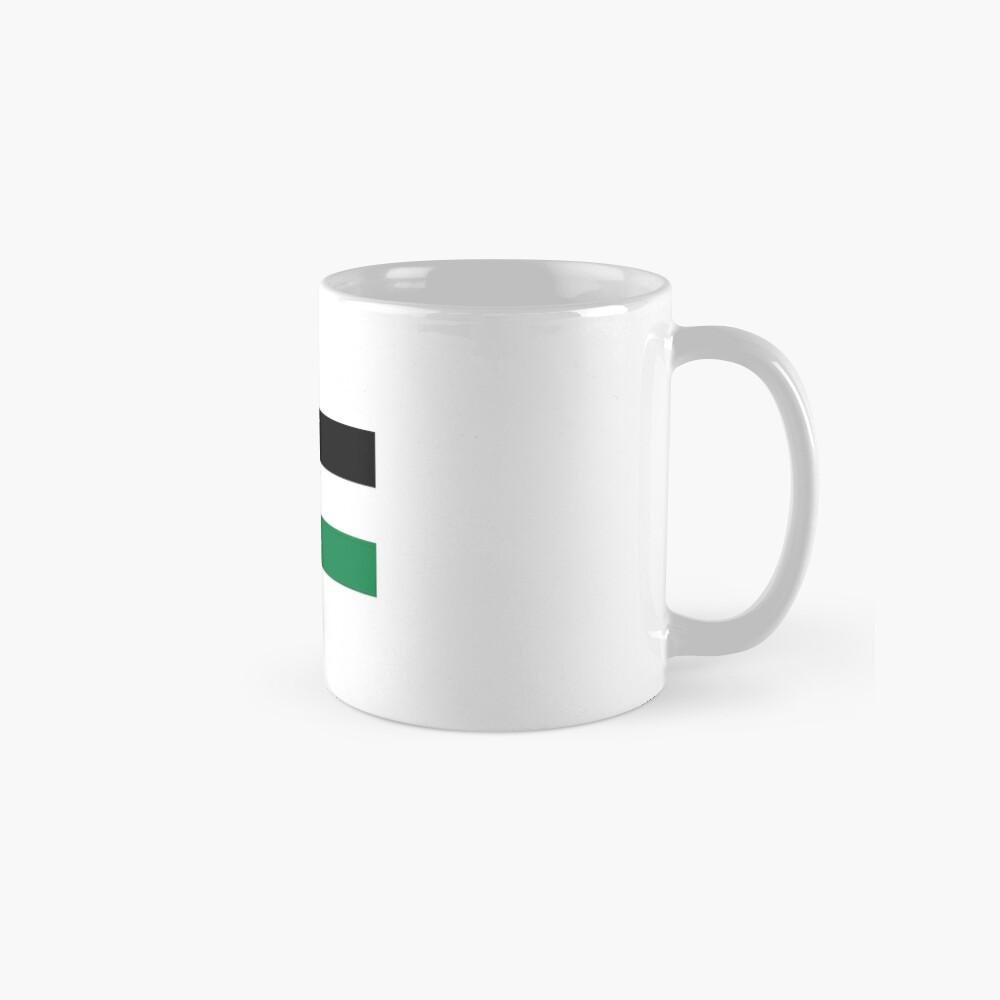 Nationalflagge von Jordanien Tasse (Standard)