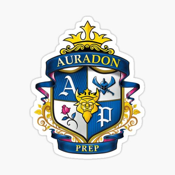 Descend Auradon Prep Crest Sticker