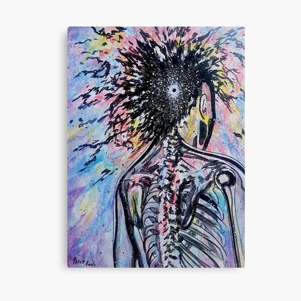 xray  Canvas Print