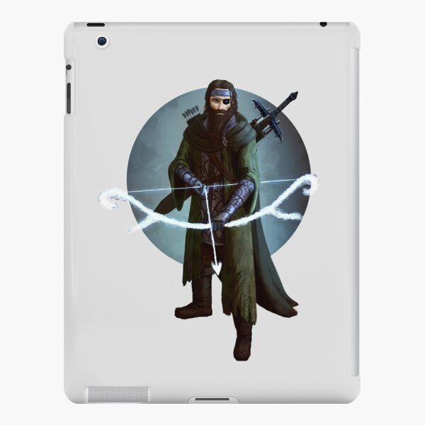 Arcane Ranger Fantasy Print iPad Snap Case