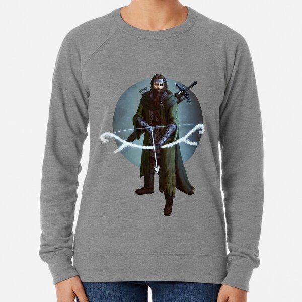 Arcane Ranger Fantasy Print Lightweight Sweatshirt
