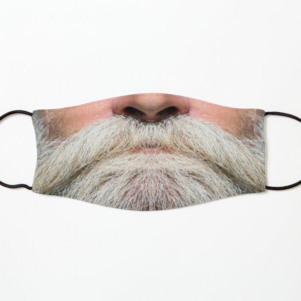 A luscious grey beard -  Mask only Kids Mask