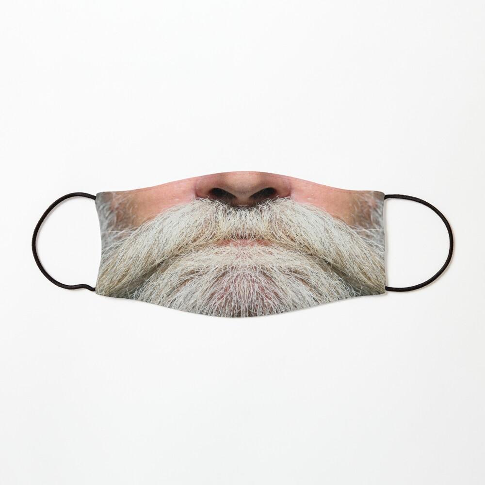 A luscious grey beard -  Mask only Mask