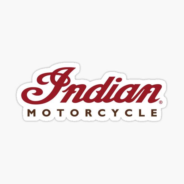 Motos indiennes Sticker