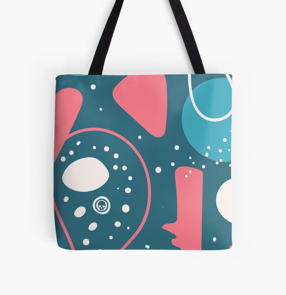 UnGodly Fruit All Over Print Tote Bag