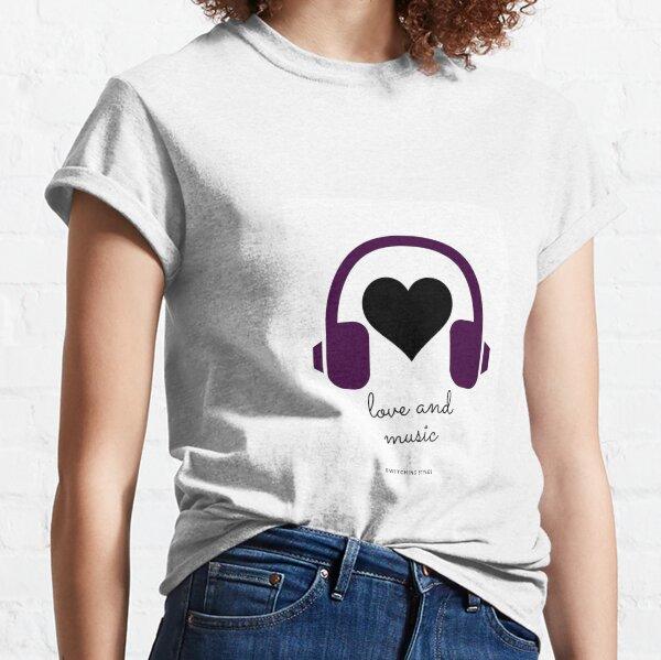 Music is Love Classic T-Shirt