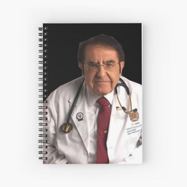 Dr Nowzaradan  Spiral Notebook