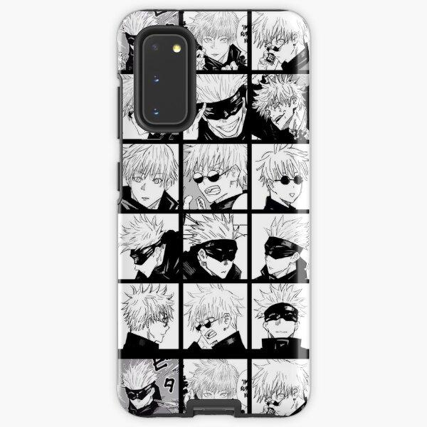 Gojo Satoru Jujutsu Kaisen Collage  Samsung Galaxy Tough Case