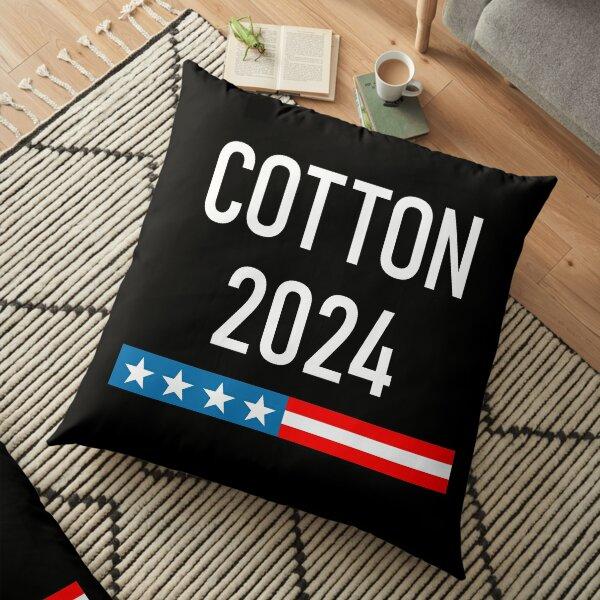 Tom Cotton 2024 Floor Pillow