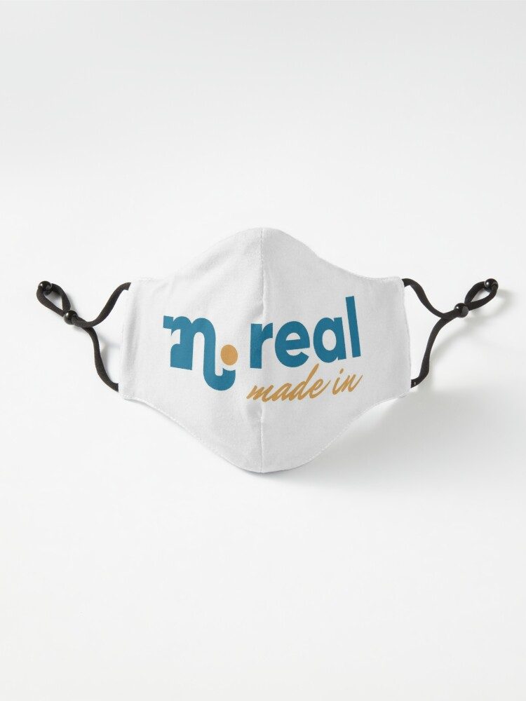 Alternate view of Real madeIN Mask