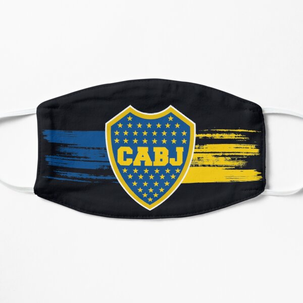 One life one colors, Argentina, Boca Juniors Mascarilla plana