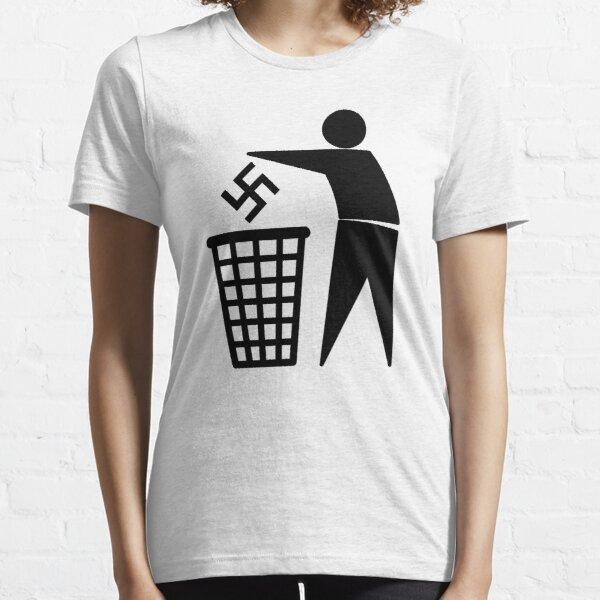 Anti Nazi Essential T-Shirt