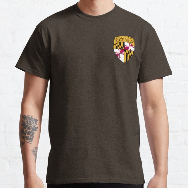 Maryland State Police Classic T-Shirt