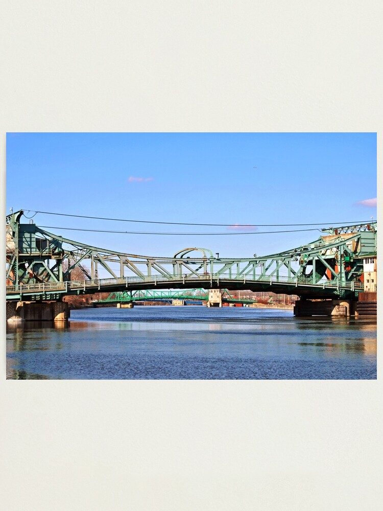 Alternate view of Three Bridges Photographic Print