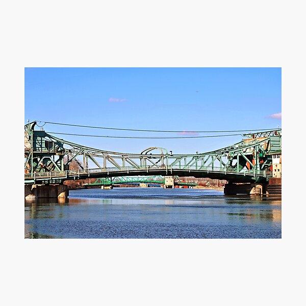 Three Bridges Photographic Print
