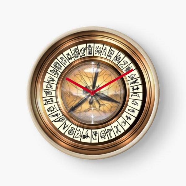 Alethiometer / Golden Compass Clock