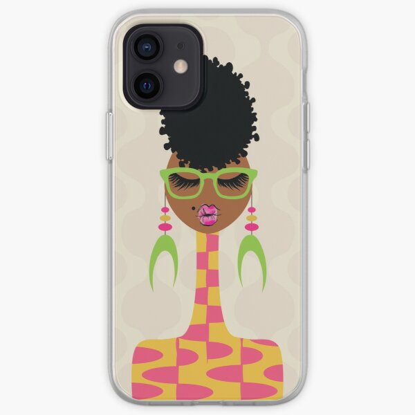 Fly Girl iPhone Soft Case