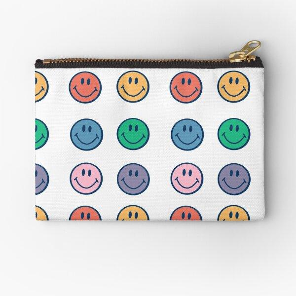 SMILE Zipper Pouch