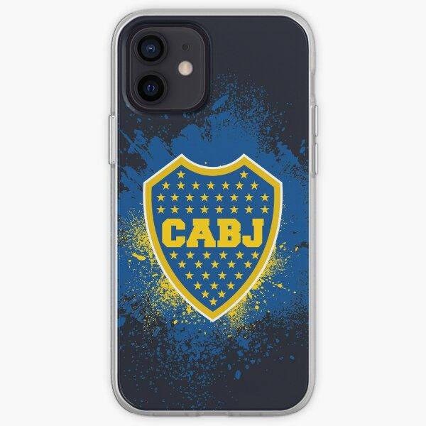 One life one colors, Argentina, Boca Juniors Funda blanda para iPhone