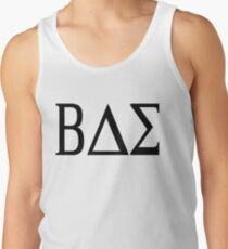 Camiseta de tirantes Bae