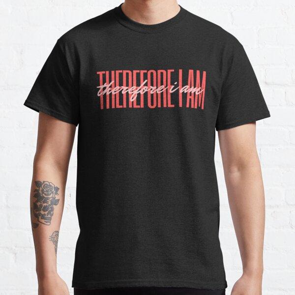 Donc je suis Billie Eilish T-shirt classique