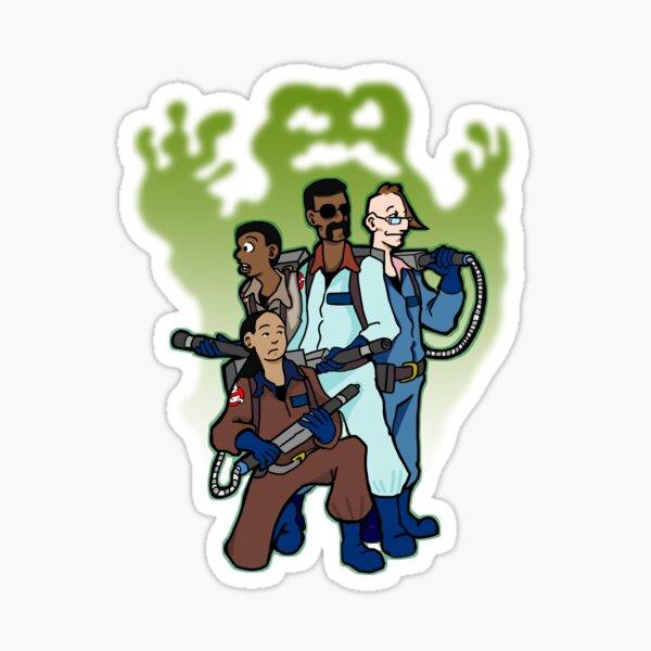 Rhapsodies does Ghostbusters Sticker