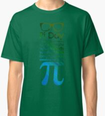 pi day 3 Classic T-Shirt