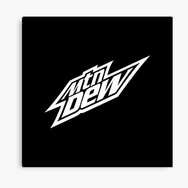 Best Selling - Mountain Dew Canvas Print