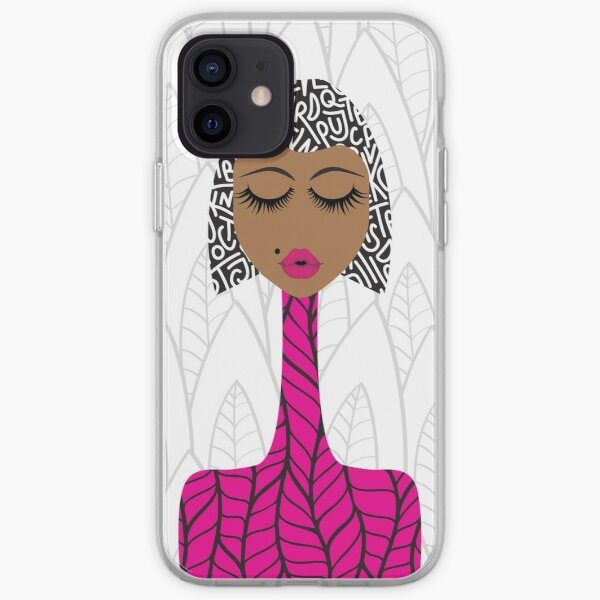 All About The Pink iPhone Soft Case