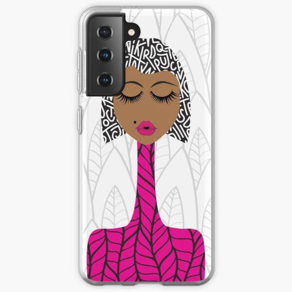 All About The Pink Samsung Galaxy Soft Case