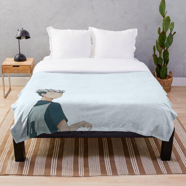 Bokuto Throw Blanket