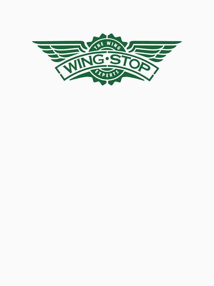 Best Selling - Wingstop by fairfaxgaz