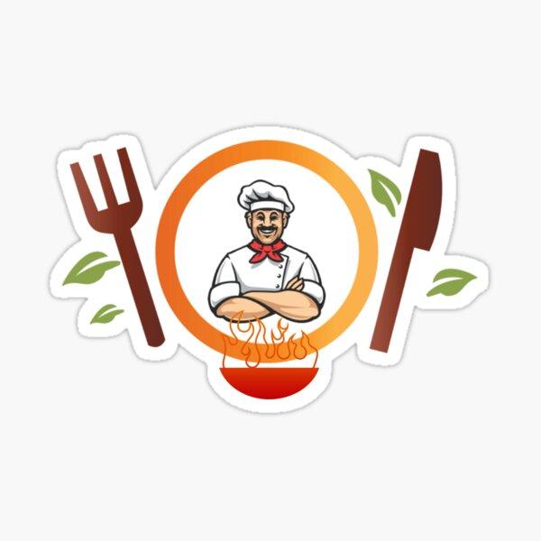 Restaurant fruits Sticker
