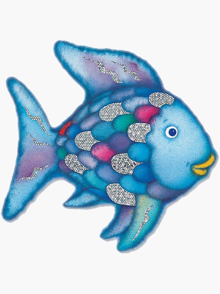 Rainbow Fish by erinm775