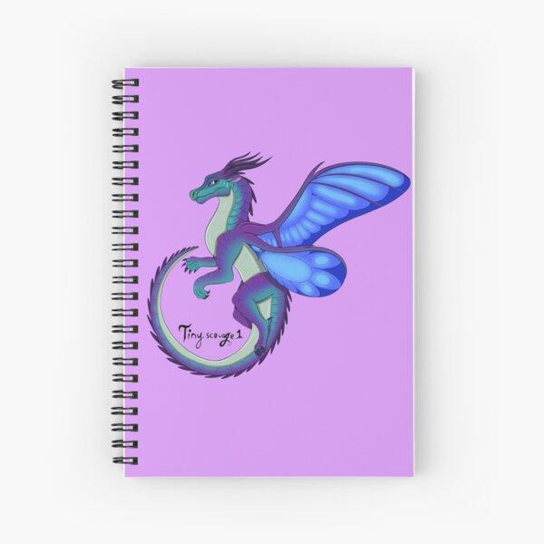 SilkWing Spiral Notebook