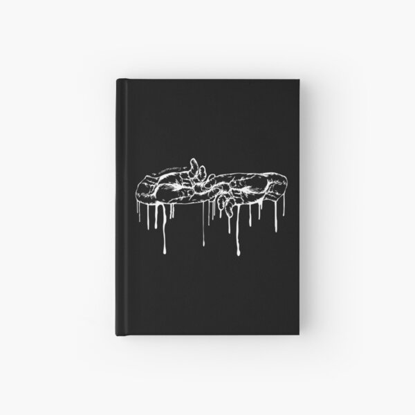 Ghosthands Drip Hardcover Journal