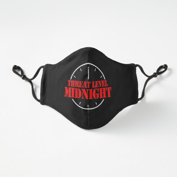 Threat Level Midnight Fitted 3-Layer