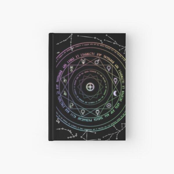 Astrological Magic Circle Hardcover Journal
