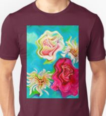 Twirled Flowers T-Shirt