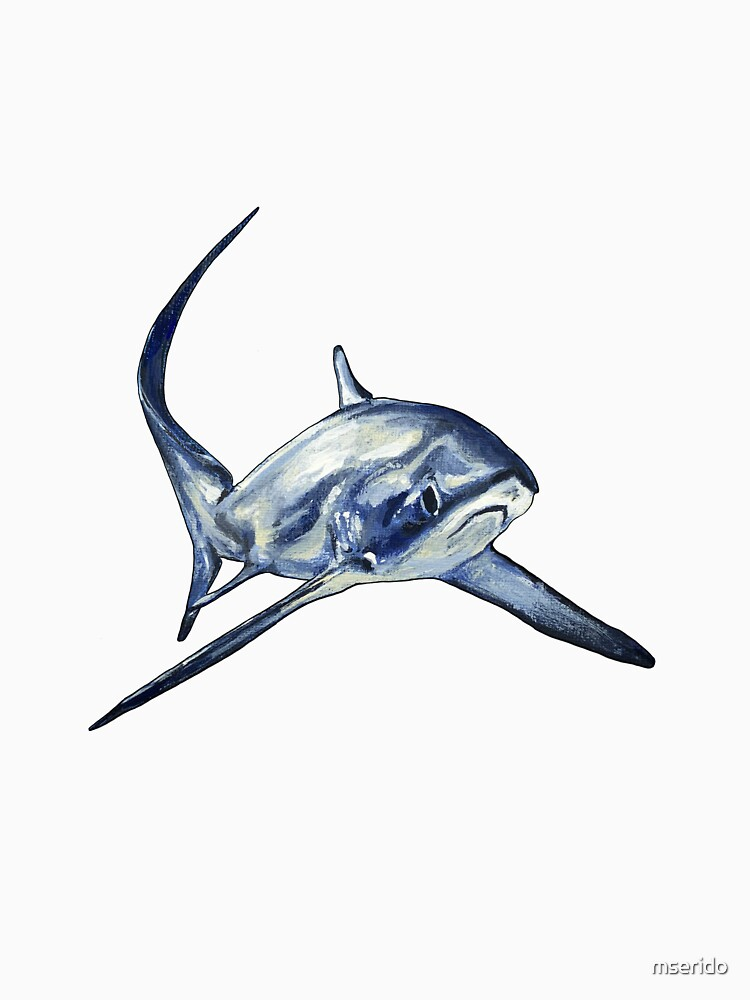The Thresher Shark by mserido