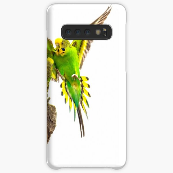 Wild Budgerigars of Australia Samsung Galaxy Snap Case