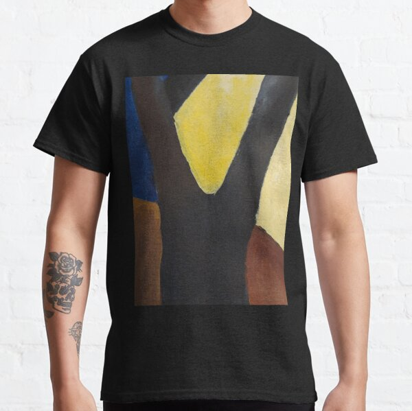abstract tree composition Classic T-Shirt