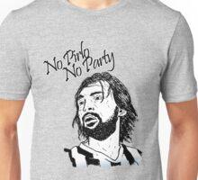 No Pirlo, No Party... Unisex T-Shirt