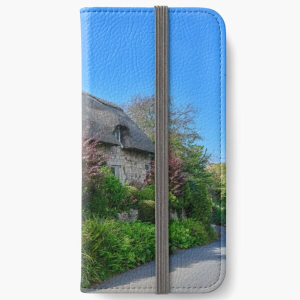 Godshill Cottage IOW iPhone Wallet