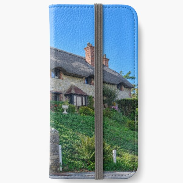 Hill Cottage Godshill IOW iPhone Wallet