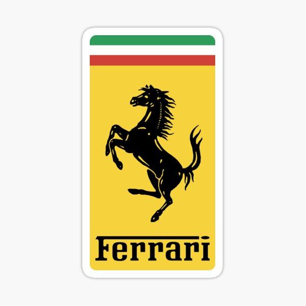 Ferrari premium Pegatina