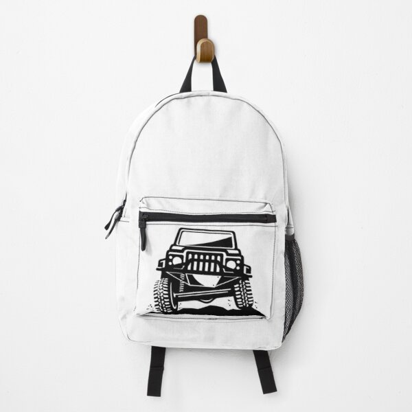 Offroad 4WD Car Backpack