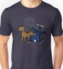 Doctor Wuff Unisex T-Shirt